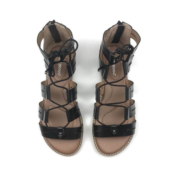 2d117c52790 ✨Final Price✨  8W  Lace Up Gladiator Sandals. NWT. Lane Bryant